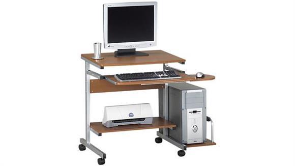 Computer Desks Mayline Portrait PC Desk Cart