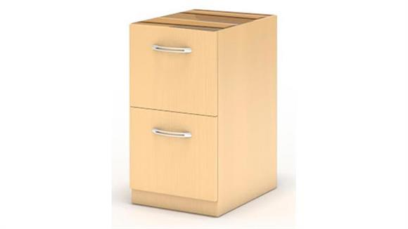 File Cabinets Vertical Mayline Desk File/File Pedestal