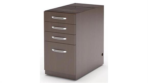 File Cabinets Vertical Mayline Credenza Pencil/Box/Box/File Pedestal