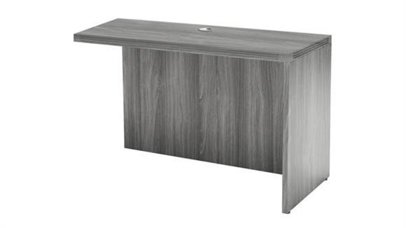 """Desk Parts & Accessories Mayline 48"""" x 24"""" Return"""