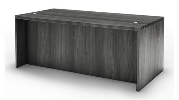 "Executive Desks Mayline 72"" Rectangular Conference Desk"