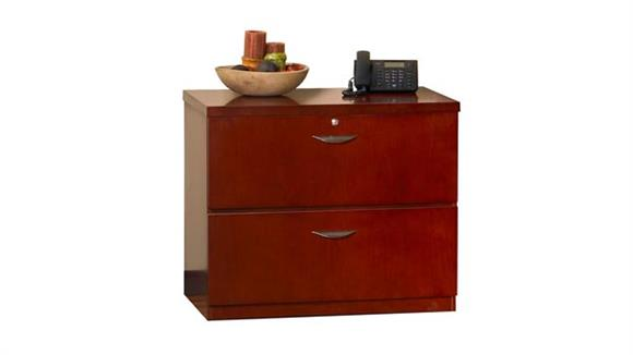 File Cabinets Lateral Mayline Wood Veneer 2 Drawer Lateral File