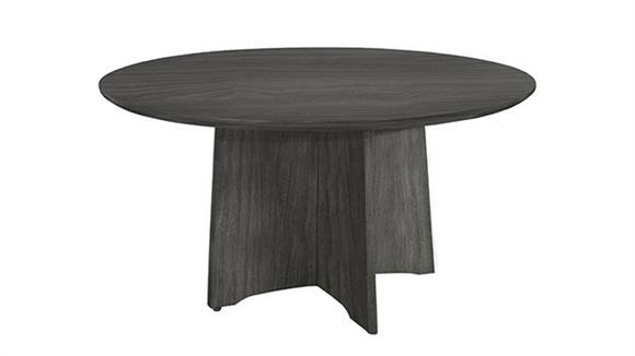 "Conference Tables Mayline 48"" Round Conference Table"