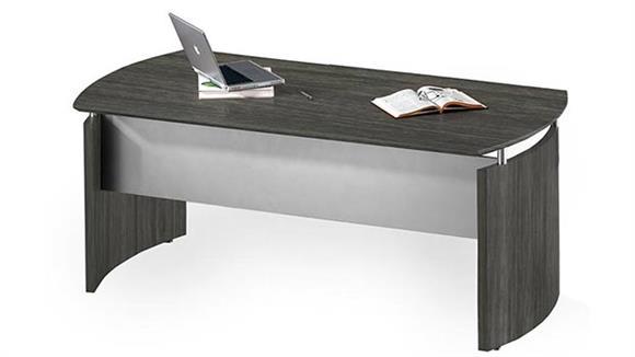 "Executive Desks Mayline 63"" Desk"