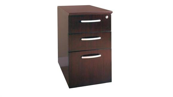 File Cabinets Vertical Mayline Three Drawer Pedestal