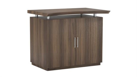 Storage Cabinets Mayline Wood Door Storage Cabinet