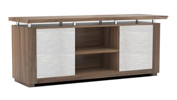 "Storage Cabinets Mayline 72"" Low Wall Cabinet"