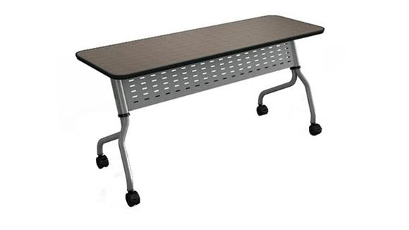 "Training Tables Mayline 48"" x 18"" Rectangular Training Table"