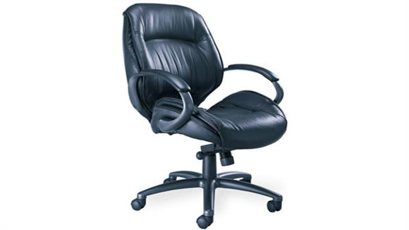 Office Chairs Mayline Premier Mid Back Chair
