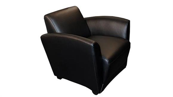 Side & Guest Chairs Mayline Mobile Lounge Chair