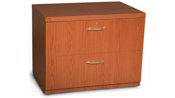 "File Cabinets Lateral Mayline 36"" Lateral File"