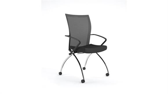 Office Chairs Mayline Valore High Back Chair with Arms