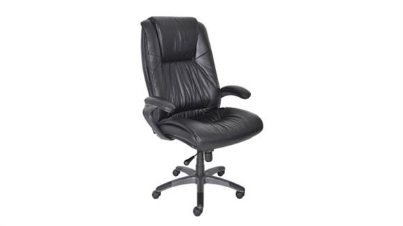 Office Chairs Mayline Deluxe High Back Chair