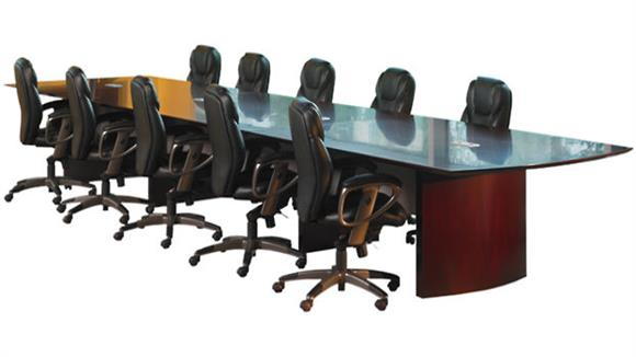 GSA Approved Furniture Trusted Years - Desk with conference table