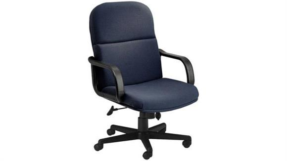 Big & Tall Mayline Office Furniture Big and Tall Executive Chair