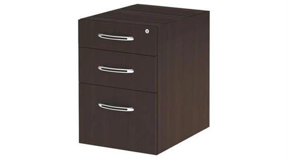 File Cabinets Vertical Mayline Office Furniture Suspended Credenza Pencil/Box/File Pedestal