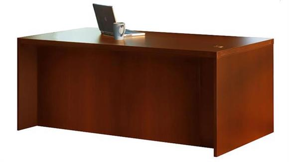 "Executive Desks Mayline Office Furniture 72"" Rectangular Conference Desk"