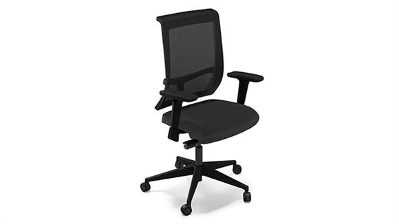 Office Chairs Mayline Office Furniture Commute Mesh Back Office Chair