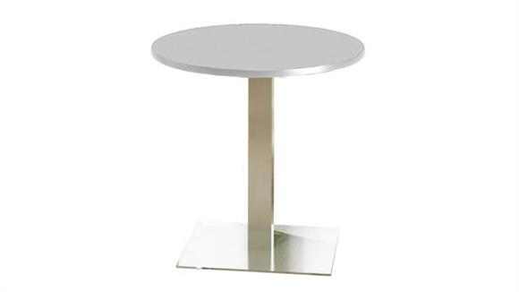 "Conference Tables Mayline Office Furniture 30"" Round Dining Height Table"