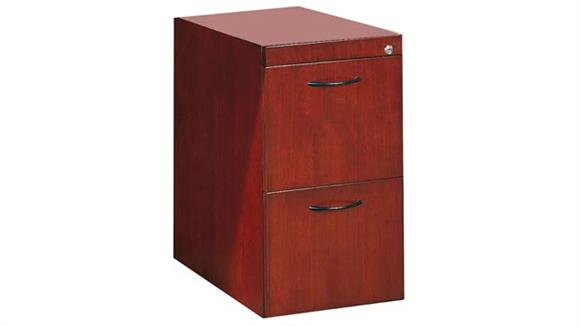 File Cabinets Mayline Office Furniture File/File Pedestal for Credenza or Return
