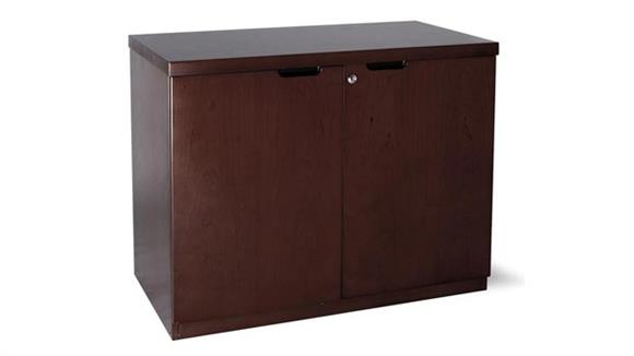 "Office Credenzas Mayline Office Furniture 36"" Hinged Door Credenza"