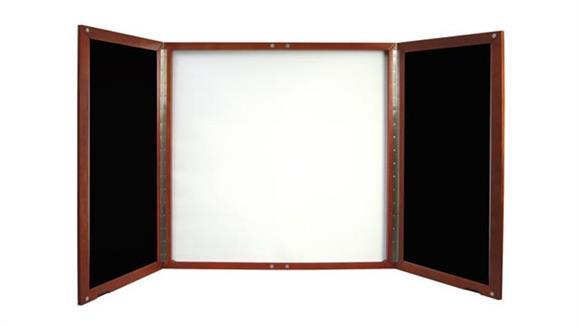 Bulletin & Display Boards Mayline Office Furniture Presentation Board