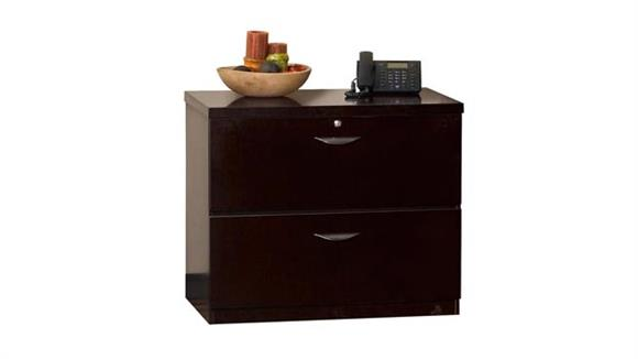 File Cabinets Lateral Mayline Office Furniture Wood Veneer 2 Drawer Lateral File