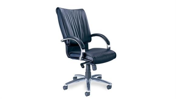 Office Chairs Mayline Office Furniture Mercado President Chair