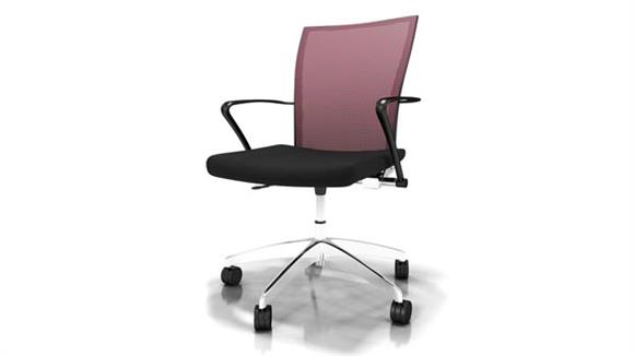 Office Chairs Mayline Office Furniture Height Adjustable Task Chair