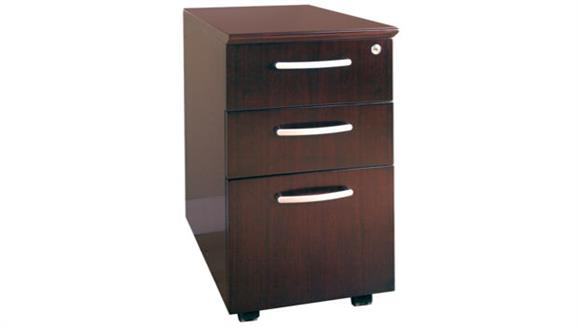 Mobile File Cabinets Mayline Office Furniture 3 Drawer Mobile File Cabinet