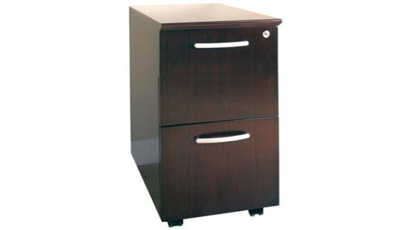 Mobile File Cabinets Mayline Office Furniture 2 Drawer Mobile File Cabinet