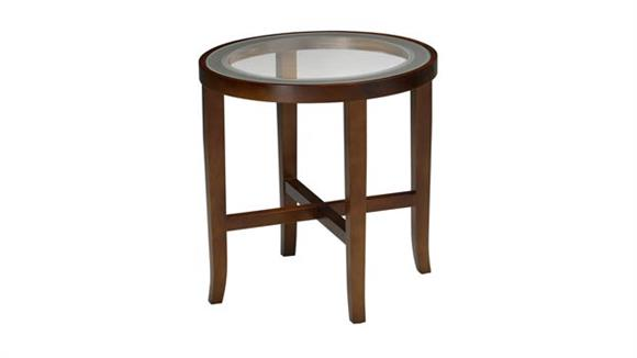 End Tables Mayline Office Furniture Illusion End Table