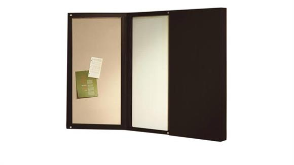 Storage Cabinets Mayline Office Furniture Presentation Board