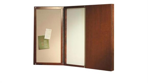 Storage Cabinets Mayline Office Furniture Presentation Board