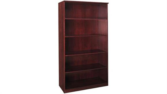 Bookcases Mayline Office Furniture 5 Shelf Bookcase