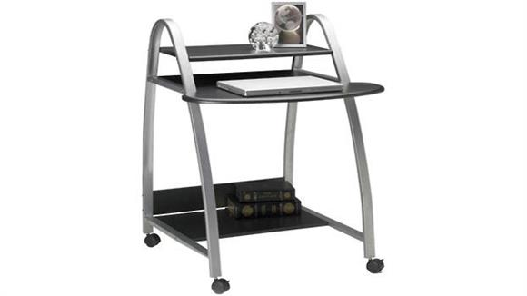 Computer Carts Mayline Mobile Arch Computer Desk