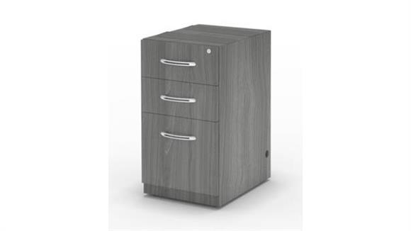 File Cabinets Vertical Mayline Suspended Desk Pencil/Box/File Pedestal