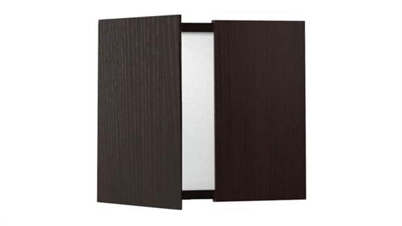 Bulletin & Display Boards Mayline Visual Presentation Board