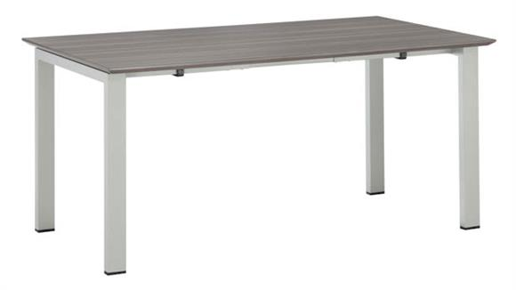 "Computer Desks Mayline 63"" Table Desk with Straight Top"