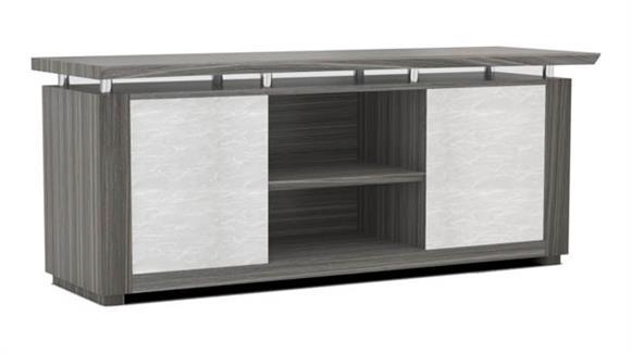 "Storage Cabinets Mayline 72"" Low Wall Cabinet"