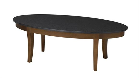 Coffee Tables Mayline Midnight Coffee Table