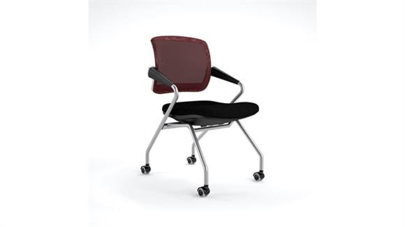 Office Chairs Mayline Valore Mid Back Chair