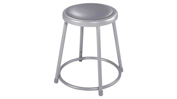 "Kitchen Stools National Public Seating 18"" Padded Stool"