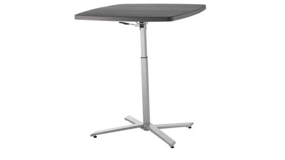 Cafeteria Tables National Public Seating Cafe Time Adjustable Height Table