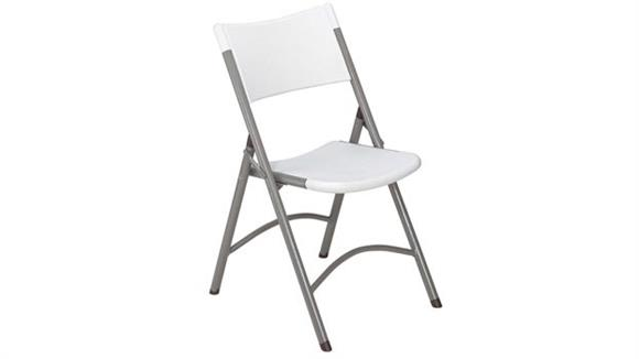 Folding Chairs National Public Seating Blow Molded Folding Chair