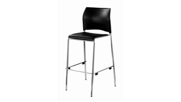 Bar Stools National Public Seating Barstool - Padded Seat