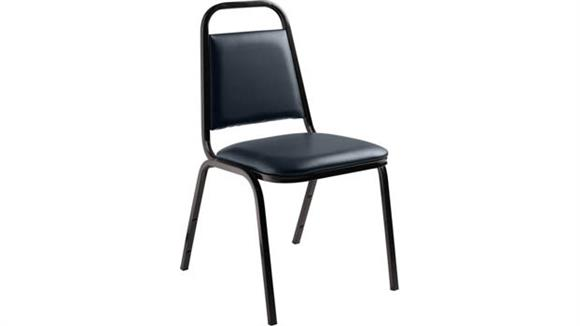Stacking Chairs National Public Seating Vinyl Upholstered Stack Chair