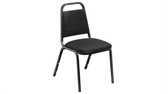 Stacking Chairs National Public Seating Vinyl Padded Banquet Stack Chair