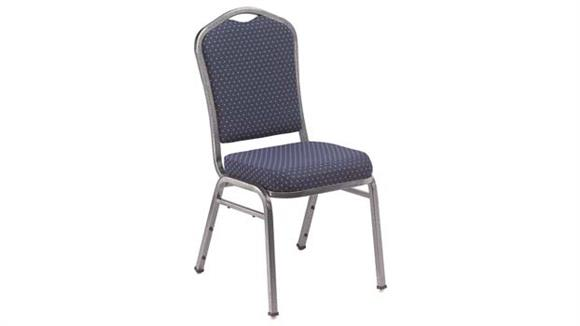 Stacking Chairs National Public Seating Silhouette Banquet Fabric Stack Chair