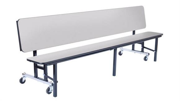 Folding Tables National Public Seating 8